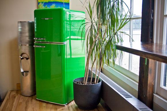 5 prachtige retro koelkasten