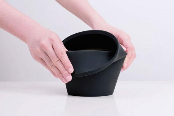 fold pot bloempot