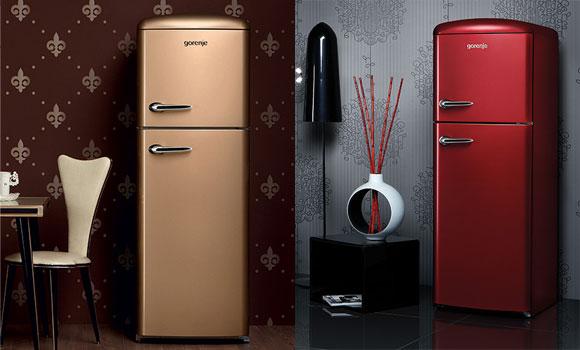 gorenje retro koelkast