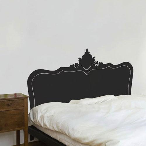klassiek barok hoofdbord