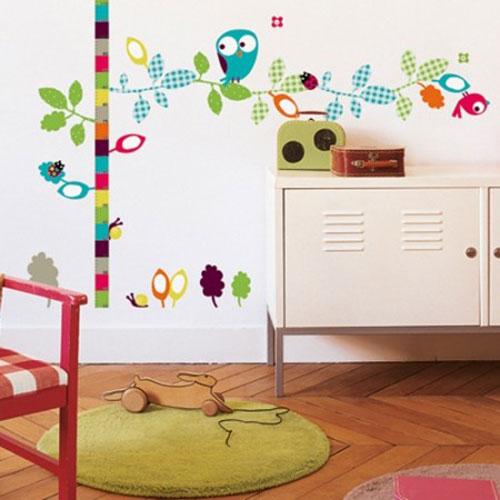 creatieve muurdecoratie