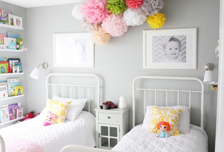 Slaapkamer Delen Met Zus : Tips voor een Gedeelde Kinderkamer ...