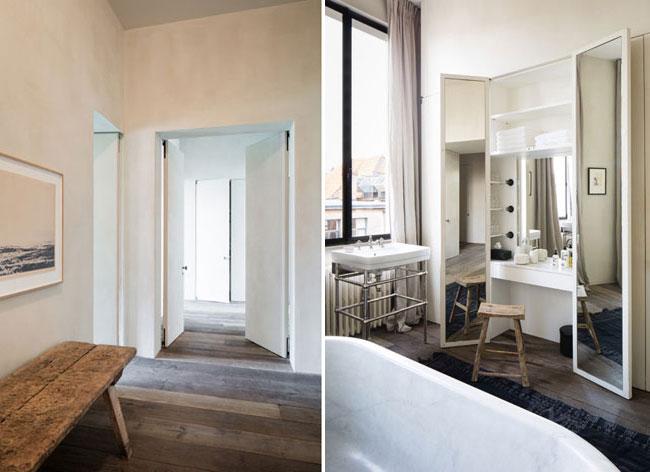 interieur luxe appartement