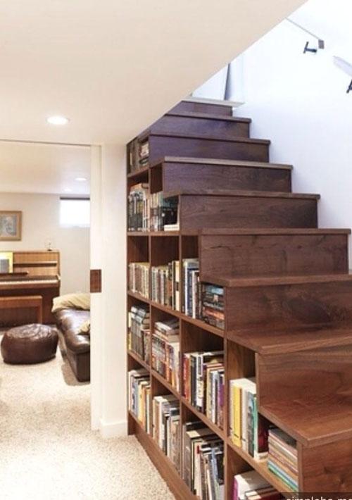 trap-boekenkast-4 - woonmooi