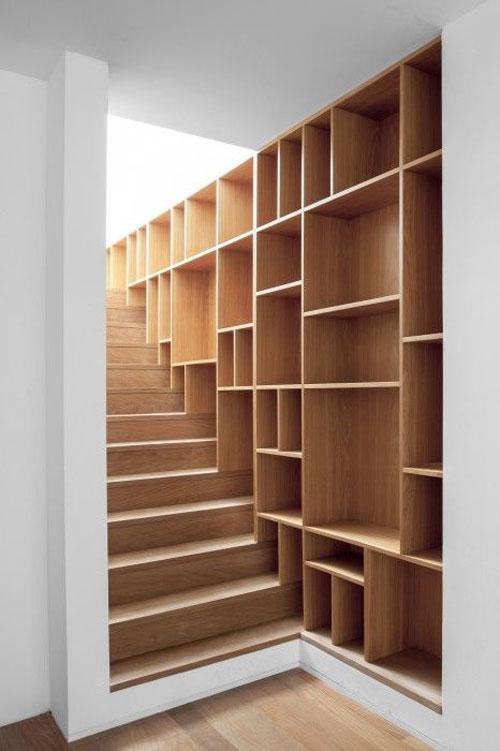 trap-boekenkast-6 - woonmooi