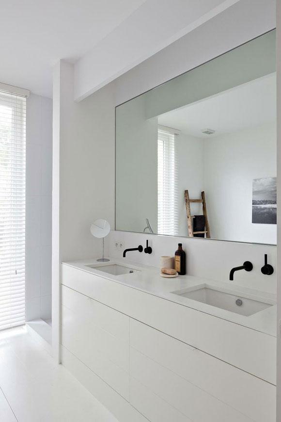 Verrassend stijlvol zwarte kranen woonmooi - Witte steen leroy merlin ...