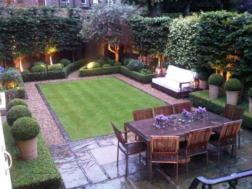 Mooi en mini kleine tuinen om van te dromen woonmooi for Great garden designers