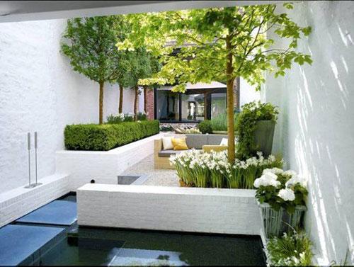 Mooi en mini kleine tuinen om van te dromen woonmooi - Idee om uw huis te vergroten ...