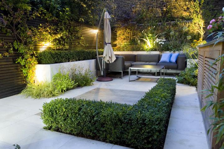 mooie kleine tuinen