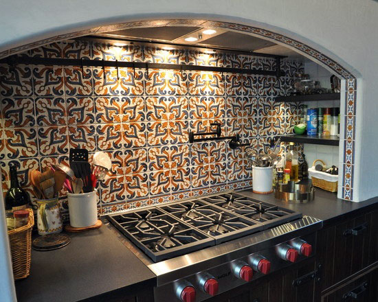 Marokkaanse Tegels Tuin.Keukens Met Marokkaanse Tegels Woonmooi