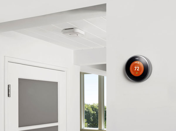 nest designthermostaat