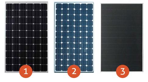 Welke soorten zonnepanelen zijn er woonmooi for Welke woonstijlen zijn er