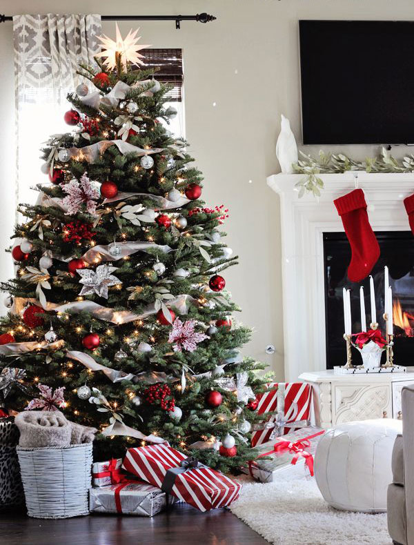 tips om een kerstboom te versieren