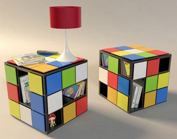 rubik cube tafel
