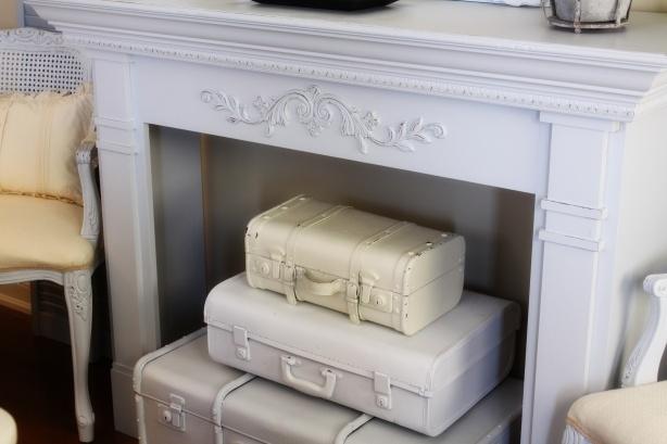 open haard koffers