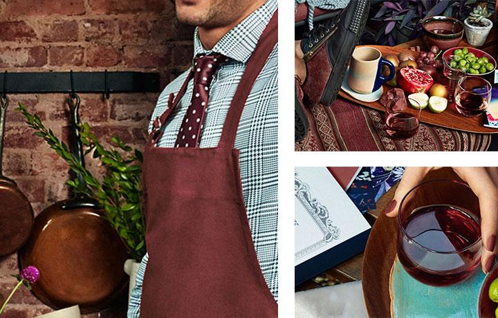 Marsala is de kleur van het jaar 2015 woonmooi - Bruine panton ...