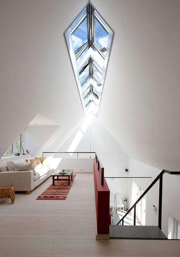 zolder met skylight