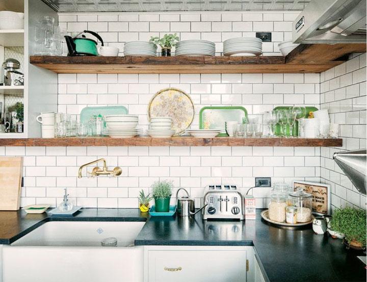 Creme Kleurige Keuken : Open Keuken Tips Maken : creme kleurige hoogglans keuken met klassieke