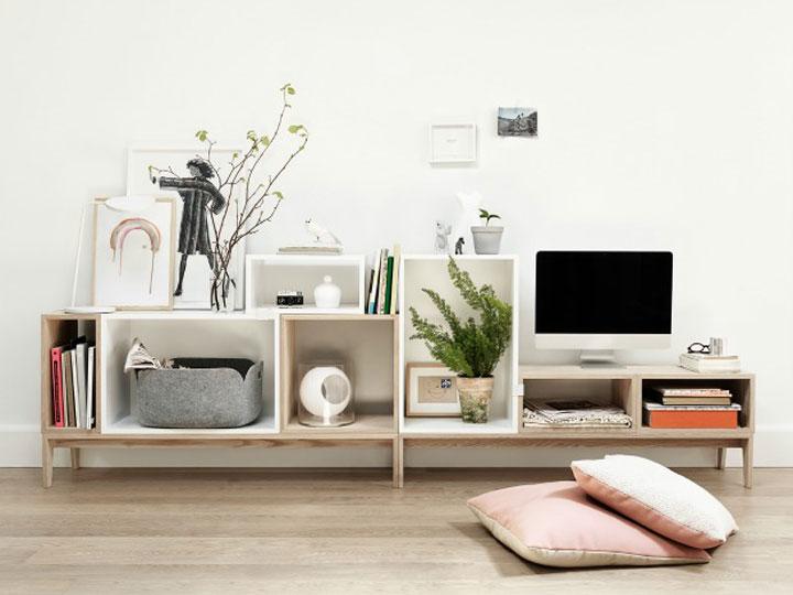 Interieurtrend: kastjes om zelf te stapelen woonmooi