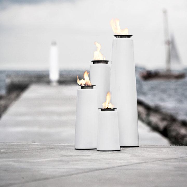 lighthouse lamp van menu