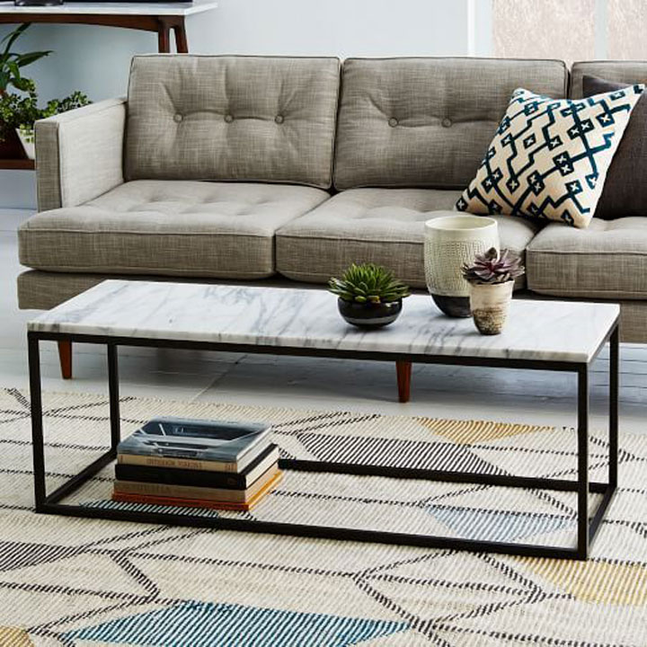 Augustan Coffee Table: Trend: Marmeren Salontafels