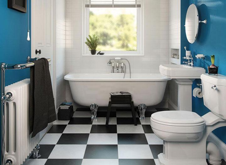 De beste kleuren voor jouw woning woonmooi - Badkamer kleur ...