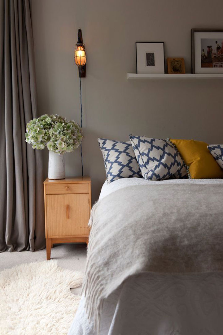 kleur-voor-slaapkamer - woonmooi