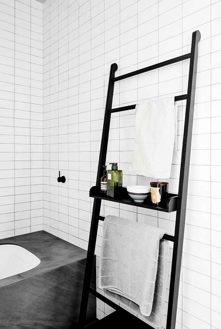 badkamerladder