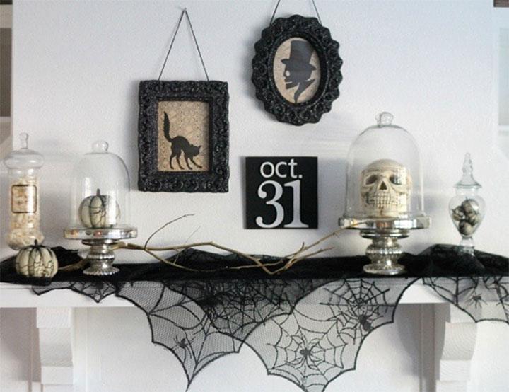 huis versieren voor halloween tips