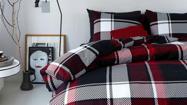 Slaapkamer Muur Pimpen : In 1-2-3 je slaapkamer pimpen - woonmooi