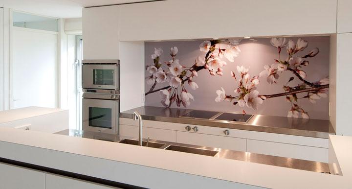 wow factor keuken fotobehang