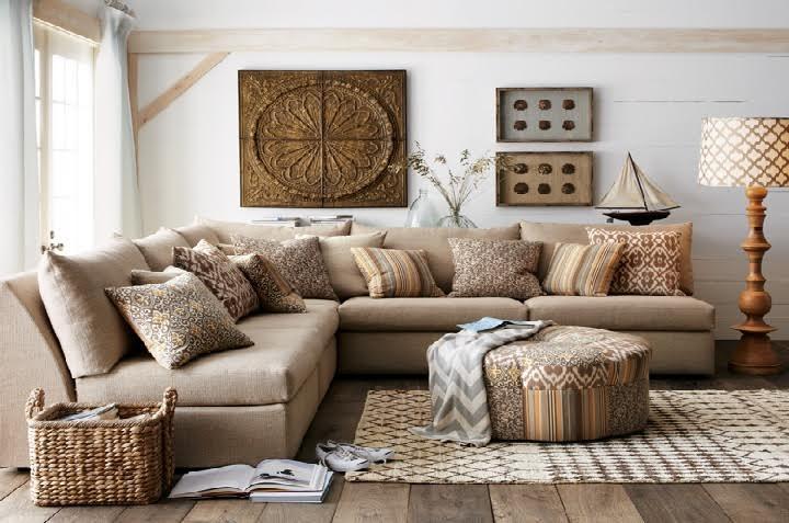 tips voor warmte en gezelligheid in de woonkamer - woonmooi, Deco ideeën