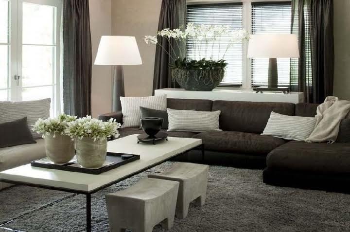 Tips voor warmte en gezelligheid in de woonkamer woonmooi - Chique en gezellige interieur ...