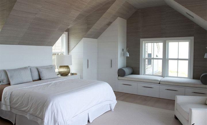 5 Tips om van je zolder een slaapkamer te maken - woonmooi