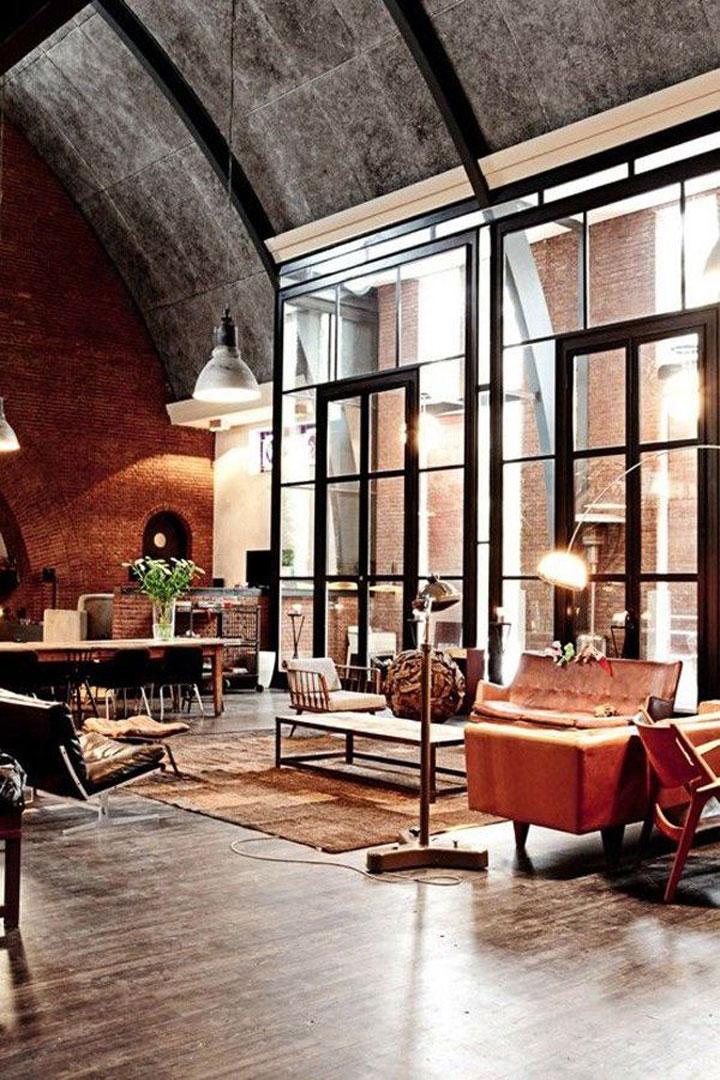 De kenmerken van een industrieel interieur uitgelicht - woonmooi