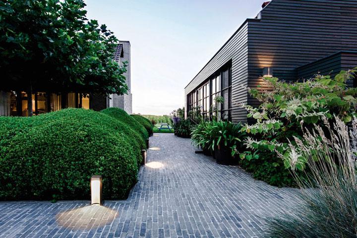 tuinpadverlichting met palen