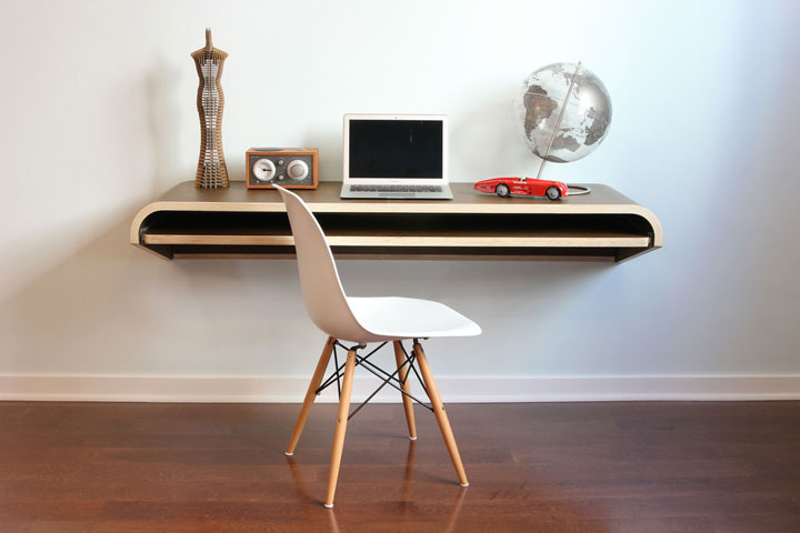 hangende bureau