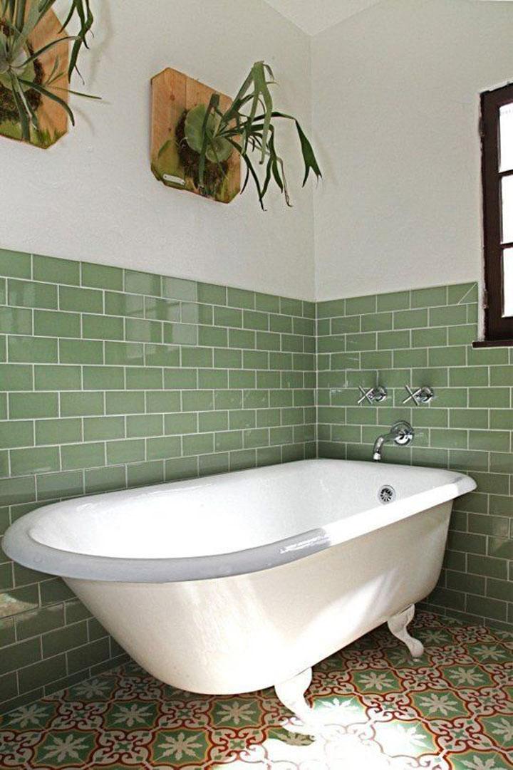 Badkamer Tegels Geel : Geel en rood zijn goede combinatietinten dat ...