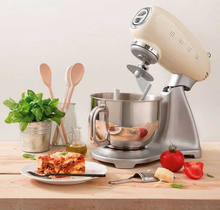smeg retro keukenrobots