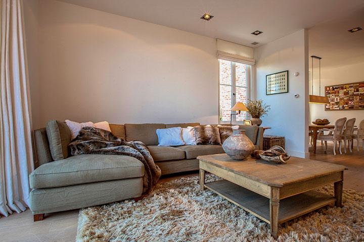 landelijke woonkamer van abitaz
