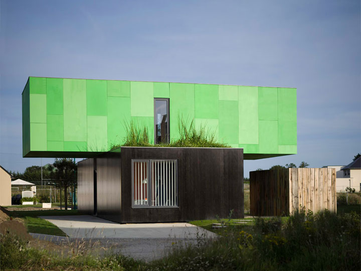 trendy containerhuis