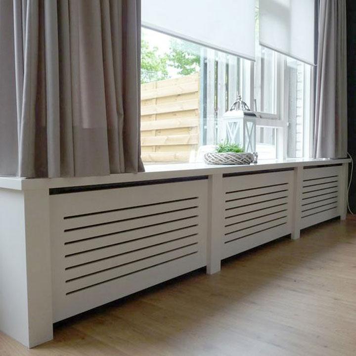 verstop je radiator met radiatoromkasting woonmooi. Black Bedroom Furniture Sets. Home Design Ideas
