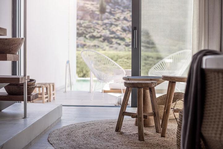 houten stoeltjes