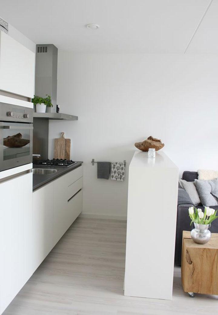 mini keukentje