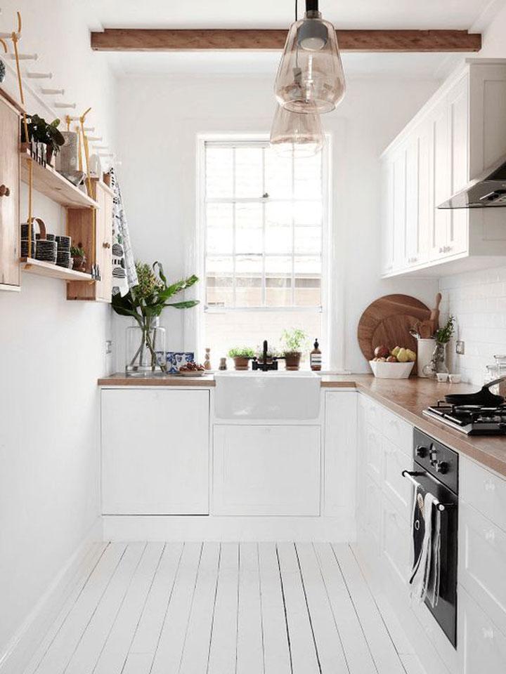 gezellige minikeuken