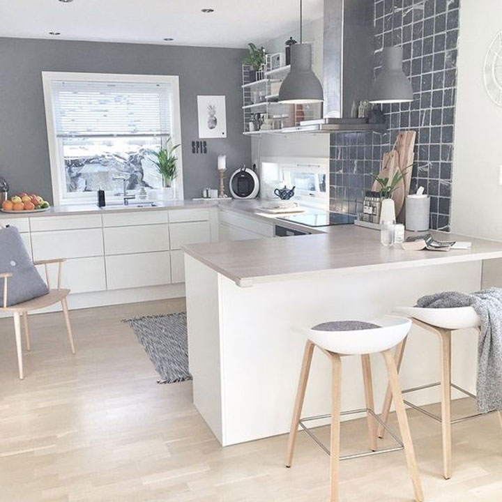 De schoonheid van scandinavische keukens   woonmooi