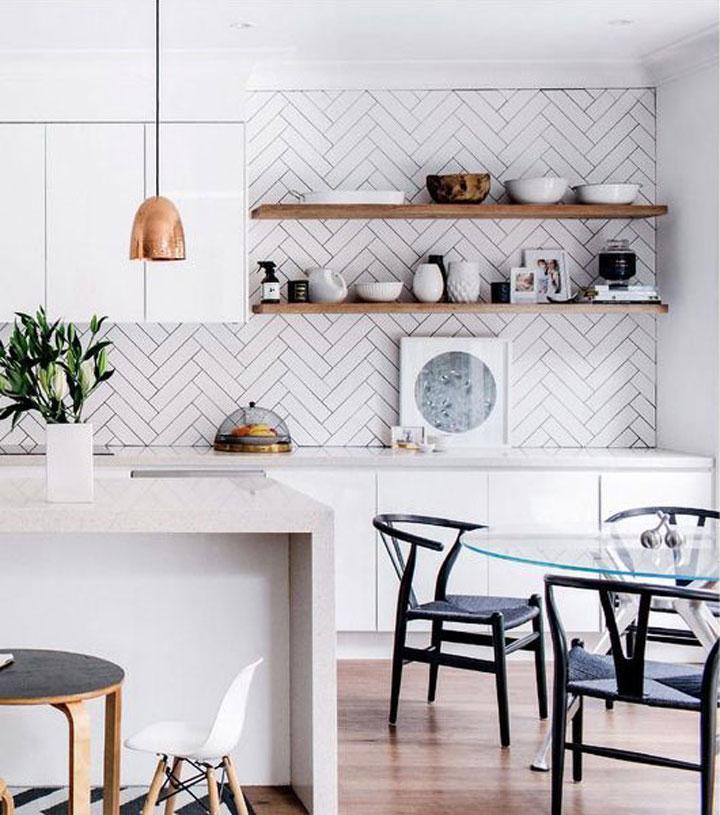 nordic design keuken