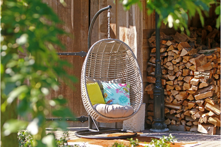 Hang Schommelstoel Tuin : Must have: de happy swing hangstoel woonmooi