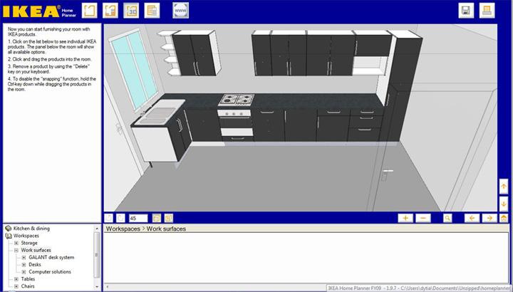 Zelf een interieur ontwerpen probeer deze 3d for Interieur ontwerpen online gratis