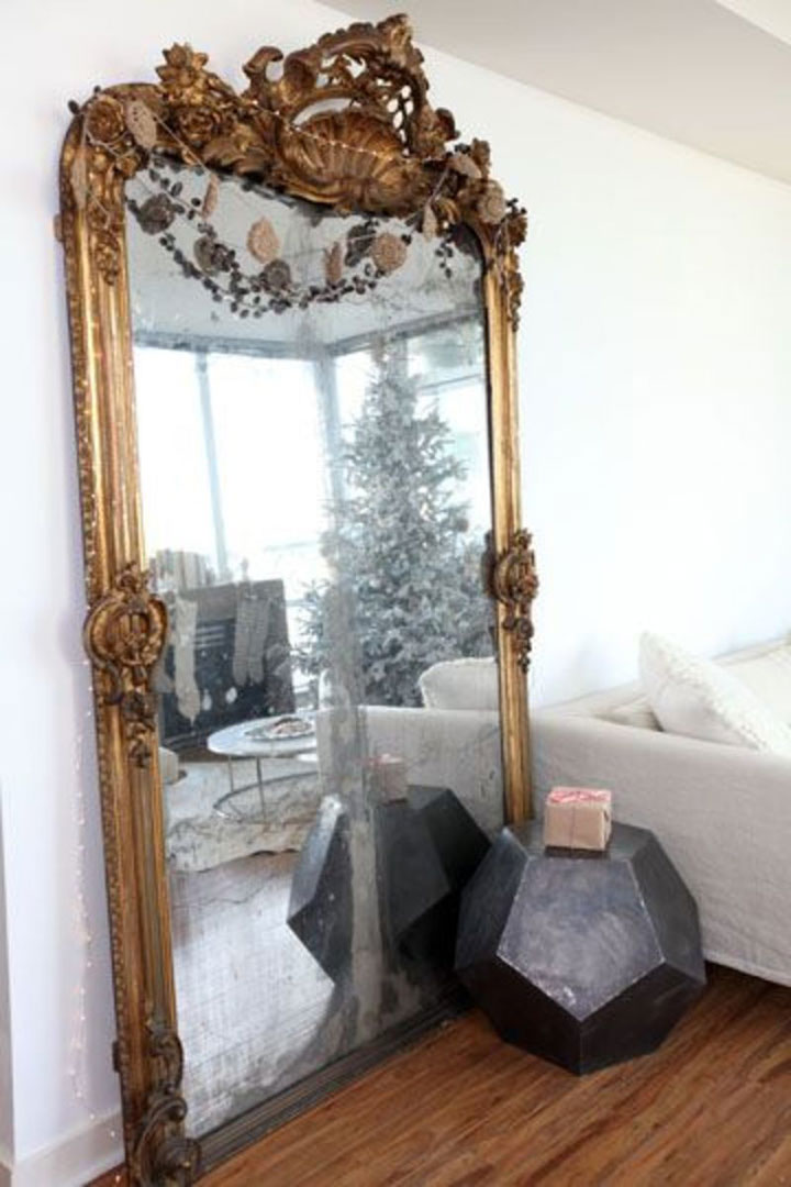 Decoreren Met Oude Spiegels Woonmooi